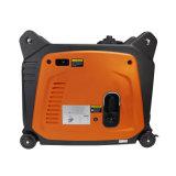 3Квт Звуконепроницаемые бензин инвертор электрический генератор запуска с помощью ключа
