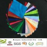 100% tecido feltro de lã colorido artesanal Folhas de feltro muitas utilizações