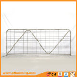 Séjour de clôture de la porte en acier galvanisé ferme