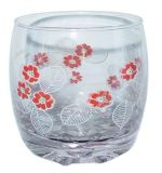 機械出版物のタンブラーのガラスティーカップSdy-H0088