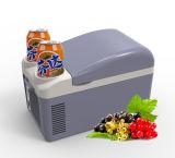 차 사용을%s 냉각하고 데우기 모두에 있는 휴대용 전자 소형 냉장고 5liter DC12V