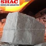 Grumi grezzi dell'ossido di alluminio bianco del grado abrasivo
