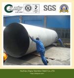 316 tubos sin soldadura del acero inoxidable