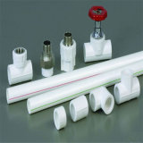 Norma ISO9001 Tubos de plástico para água quente PPR Especificação do Tubo