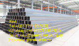 [ق195], [ق235] حارّ - يلفّ فولاذ مربّع أنابيب لأنّ صناعة إستعمال