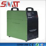 DC portátil 50W Sistema de energía solar con la función de banco de potencia