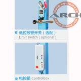 Élévateur hydraulique de matériel de garage de gerbeur de véhicule de levage de quatre postes