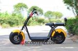 Citycoco 1000W/60V E Scooter/Front& Amortiguador trasero incluyen