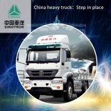 ダンプトラックHOWO Dm5gの大型トラック340 HP 6X2 4.44の速度の比率
