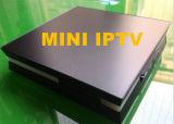 Diseño asombroso mini IPTV + satélite / cable / receptor terrestre