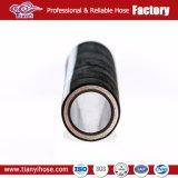 Slang van de Vlecht van de Draad van het staal de Spiraalvormige Hydraulische Rubber, de Slang van de Lucht, de Pijp van de Flexibele Slang, de Buis van de Stoom EPDM, Industrieel Buizenstelsel, de Koppelingen van de Montage van de Slang van de Hoge druk
