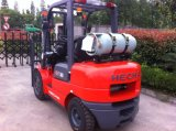 De nieuwe Vorkheftruck van het Gas van de Prijs van de Vorkheftruck van 2.5 van de Ton LPG van de Benzine Voor Verkoop