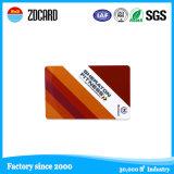 칩을%s 가진 선전용 로고 디자인 PVC 지능적인 RFID 카드