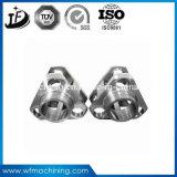 Schneidenund drehenmaschinerie-Stahl/Aluminium/Kupfer/Messing maschinell bearbeitete Teile mit CNC-Maschinen-Mitte