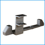 Lavorare in lega di zinco di alluminio di CNC automatico muore il pezzo fuso del getto