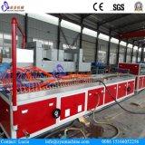 Machine creuse d'extrusion de panneau de plafond de panneau de mur de profil de PVC WPC