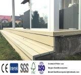 Замените Decking смеси WPC деревянного настила деревянный пластичный