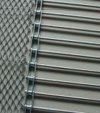 ステンレス鋼304/316のコンベヤーの金網ベルト