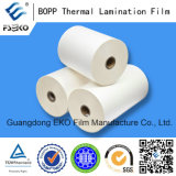 BOPP Thermal Lamination Matte Film (Good per Spot UV e Hot Stamping)