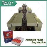 Sac de papier à grande vitesse faisant la machine avec l'impression de 2 couleurs