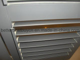 Obturateur vertical en aluminium de rideau en qualité bon marché des prix