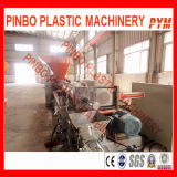 Macchina di riciclaggio di plastica a due fasi