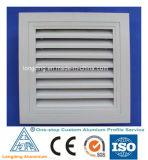 Aluminiumlegierung-Profile für mit Luftschlitzenfenster