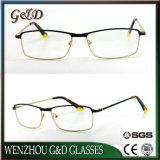 Gafas de metal de producto de gran calidad óptica Gafas Anteojos de marco