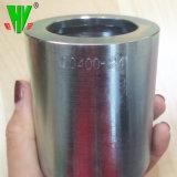 CNC les raccords hydrauliques de la fabrication de raccords de flexible hydraulique de l'embrayage virole