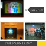 1m-5m Wasser-Nebel-Bildschirm für die Projektion, die Firmenzeichen zeigt