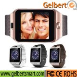 Gelbert DZ09 Carte SIM Bluetooth Smartwatch pour Android Ios