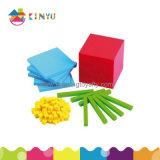 Brinquedos educativos/Criação de cubos de ligação de encaixe de habilidades motoras finas