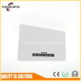 Contacto ISO14443F08 de una tarjeta RFID con CMYK de impresión o de seda de impresión offset.