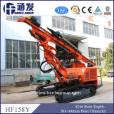 équipement de forage du projet de pente hydraulique HF158y pour la vente