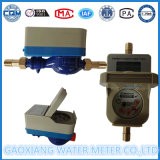 Medidor de agua prepago doméstico caliente de la venta Dn15-Dn25