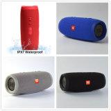Schwarzes blaues Rot-Grün wasserdichte bewegliche Bluetooth Jbl Lautsprecher-Ladung 3