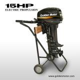 3HP, 6HP, 10HP, 15HP, elektrischer Außenbord- 20HP, elektrischer Antrieb-elektrischer Boots-Motor