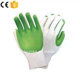 Обрезиненные рабочие перчатки