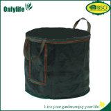 Chiffon Onlylife Oxford Garden Leaf sac avec 2 poignées