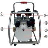 Pompe à moteur hydraulique portative (double boîte de vitesses)