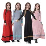 형식 Abaya 디자인 아이들을%s 이슬람교 Abaya 복장