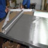 Paño de alambre de los Ss de la alta calidad usado como pantalla de la fabricación de papel