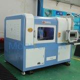 Máquina de estaca do laser da fibra de Enlcosed de 6090 tampas mini