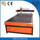 Маршрутизатор 1224 CNC для знака делая процесс древесины рекламы
