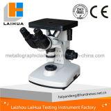 実験室のための40X~1000X Trinocularによって逆にされる金属顕微鏡