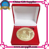 Подгонянная монетка возможности металла для вероисповедного подарка монетки
