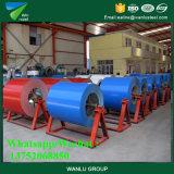 0.43x1200mm Aluzinc Galvalume/ bobina de aço para a folha de metal corrugado