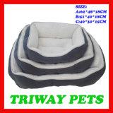 Hohe Quaulity preiswerte Hundekatze-Betten (WY161071-1A/C)