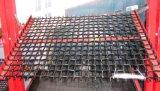 Schwarzes Crimped Wire Mesh Used für Mining Industry und Coal