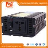 inversor modificado puro DC12 DC24V DC48V do carro de potência da onda do seno da onda de seno 600W a 110V 120V 220V 230V 240V